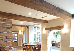 Example of work completed by The Period Ceiling Company - Click to Enlarge.
